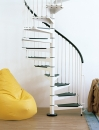 Civik Spiral Stairkit - White