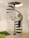 Civik Spiral Stairkit - Grey