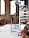 Enduro - Exterior Spiral Stairkit