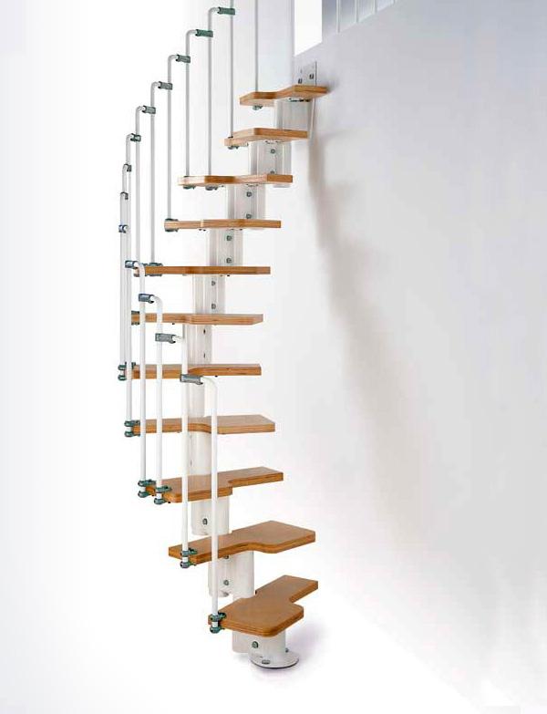 Karina Loft Stairs   Loft Staircase Canada   Modular Stairs