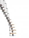 karina Loft Staircase - Side-Stair