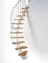 karina Loft Staircase - White