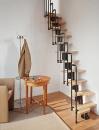 karina Loft Staircase - Black