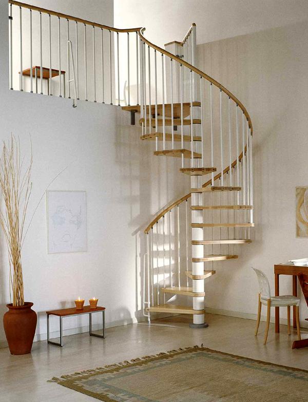 Indoor Spiral Stairway Phoenix Spiral Staircase Modular Stairs