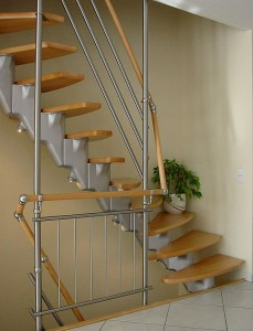 Topstar A210 Side Stair