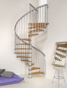 Photo of Arke Stairs Nice 1 Spiral Stairkit