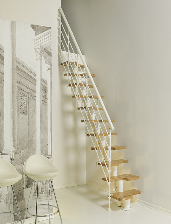 Spiral Stairway Loft Stairs Products Canada Modular Stairs