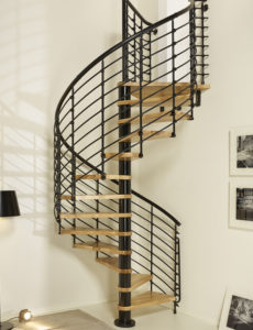 Photo of Arke Stairs 70XTRA Spiral Stairkit